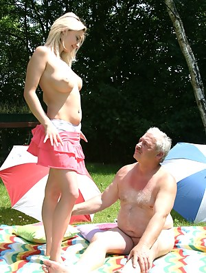 Fresh Old Man and Teen XXX Pictures