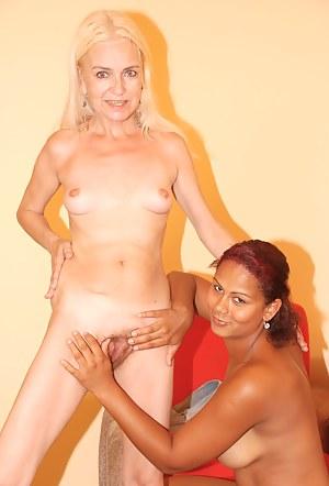 Fresh Lesbian Teen Interracial XXX Pictures