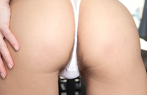 Gorgeous Mbali is back and wants to show off her sexy blonde bush and all natural perky body.